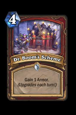 Dr. Boom's Scheme