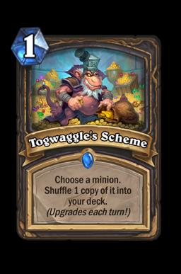 Togwaggle's Scheme