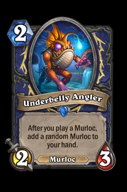 Underbelly Angler
