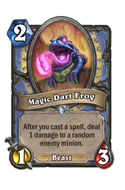 Magic Dart Frog