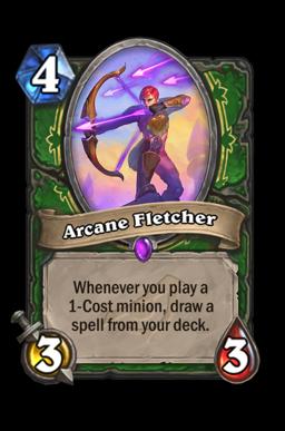 Arcane Fletcher