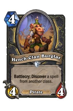 Hench-Clan Burglar