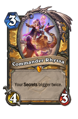 Commander Rhyssa