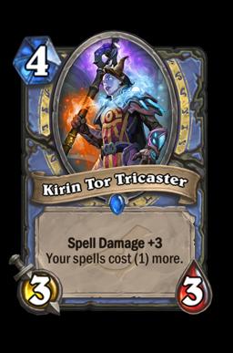 Kirin Tor Tricaster