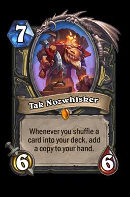 Tak Nozwhisker