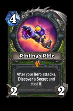 Rinling's Rifle