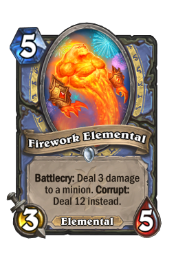 Firework Elemental