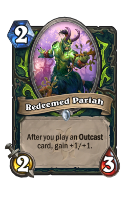 Redeemed Pariah