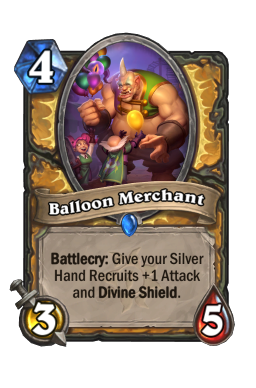 Balloon Merchant