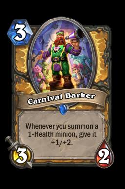 Carnival Barker