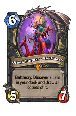 Grand Empress Shek'zara