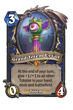 Grand Totem Eys'or