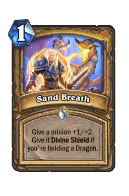 Sand Breath