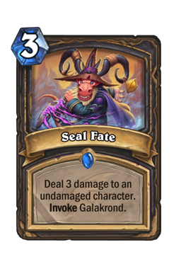 Seal Fate