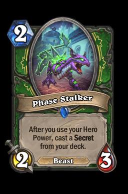 Phase Stalker