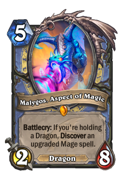 Malygos, Aspect of Magic
