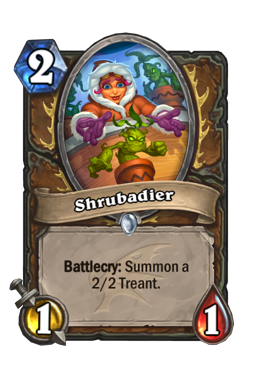Shrubadier