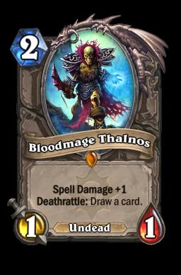 bloodmage legendary kártya disenchant Naxxramas Hearthstone