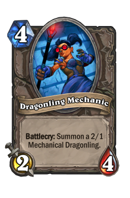 Dragonling Mechanic