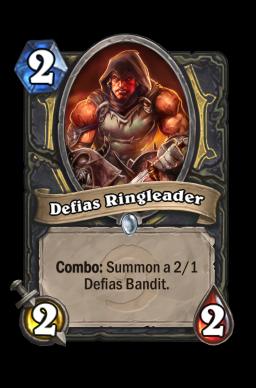 Defias Ringleader