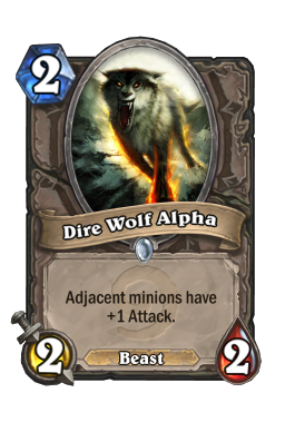 Dire Wolf Alpha