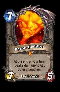 baron legendary kártya disenchant Naxxramas Hearthstone