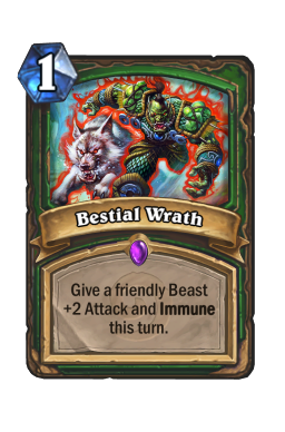 Bestial Wrath