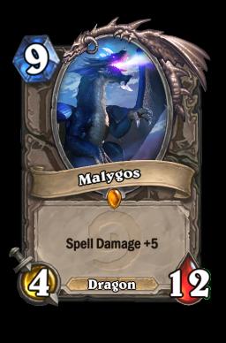 malygos legendary kártya disenchant Naxxramas Hearthstone