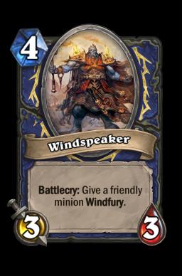 Windspeaker