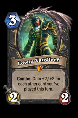 edwin legendary kártya disenchant Naxxramas Hearthstone