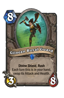 Gilnean Royal Guard