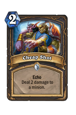 Cheap Shot