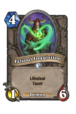Felsoul Inquisitor