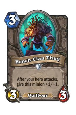 Hench-Clan Thug
