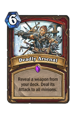 Deadly Arsenal
