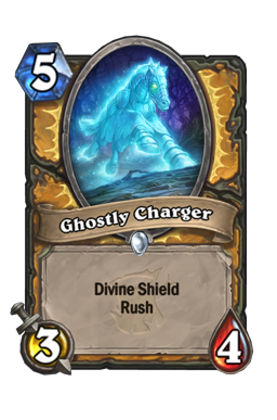 Ghostly Charger