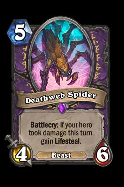 Deathweb Spider