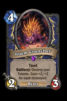 Totem Cruncher