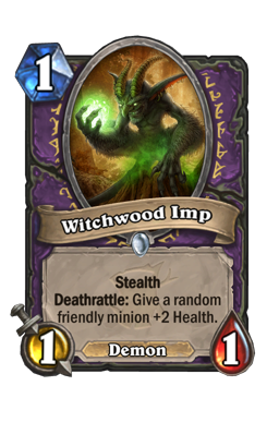 Witchwood Imp