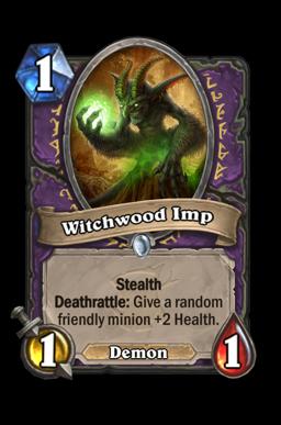 Witchwood Imp