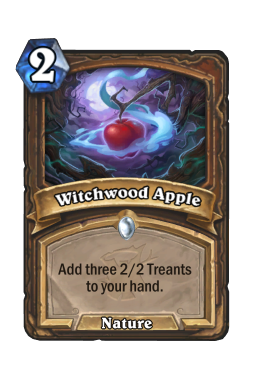 Witchwood Apple