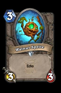 Walnut Sprite