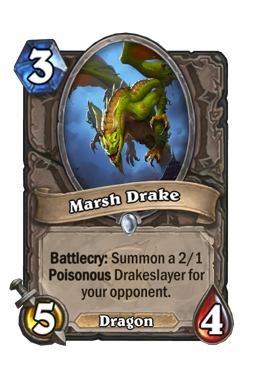 Marsh Drake