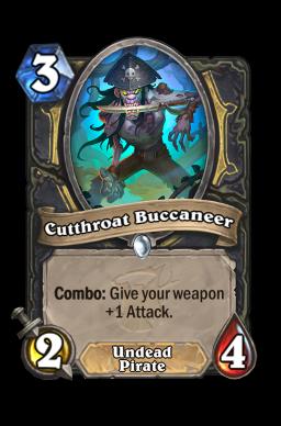 Cutthroat Buccaneer