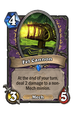 Fel Cannon