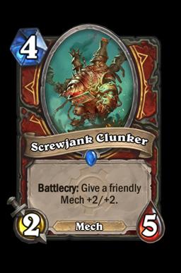 Screwjank Clunker