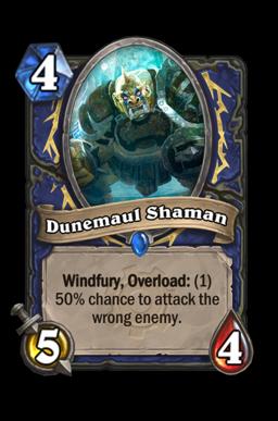Dunemaul Shaman