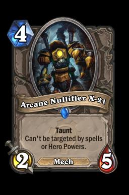 Arcane Nullifier X-21