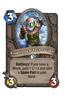 Tinkertown Technician