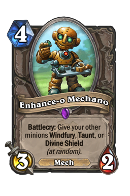 Enhance-o Mechano